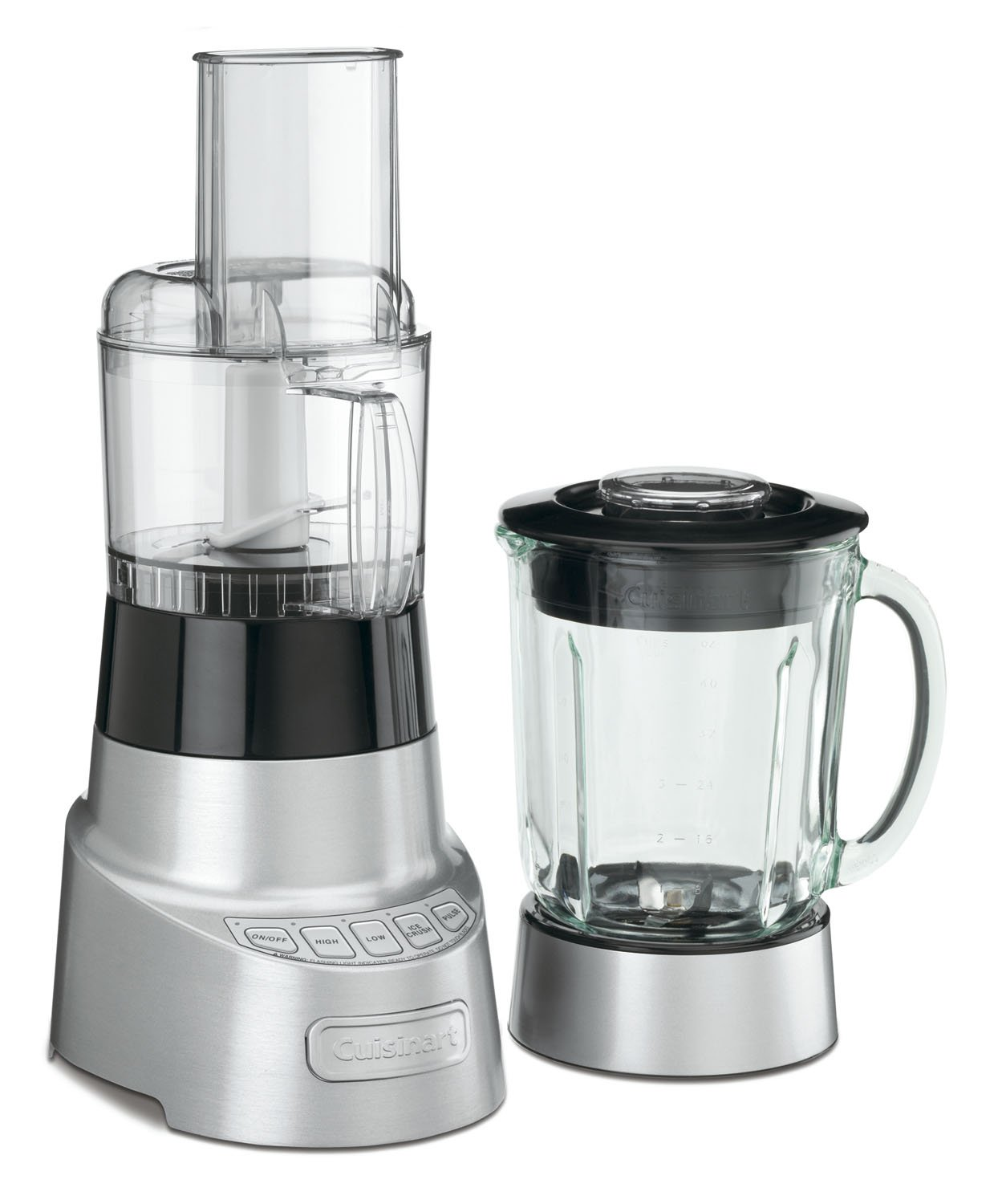 Dual Juicer and Blender appliance
